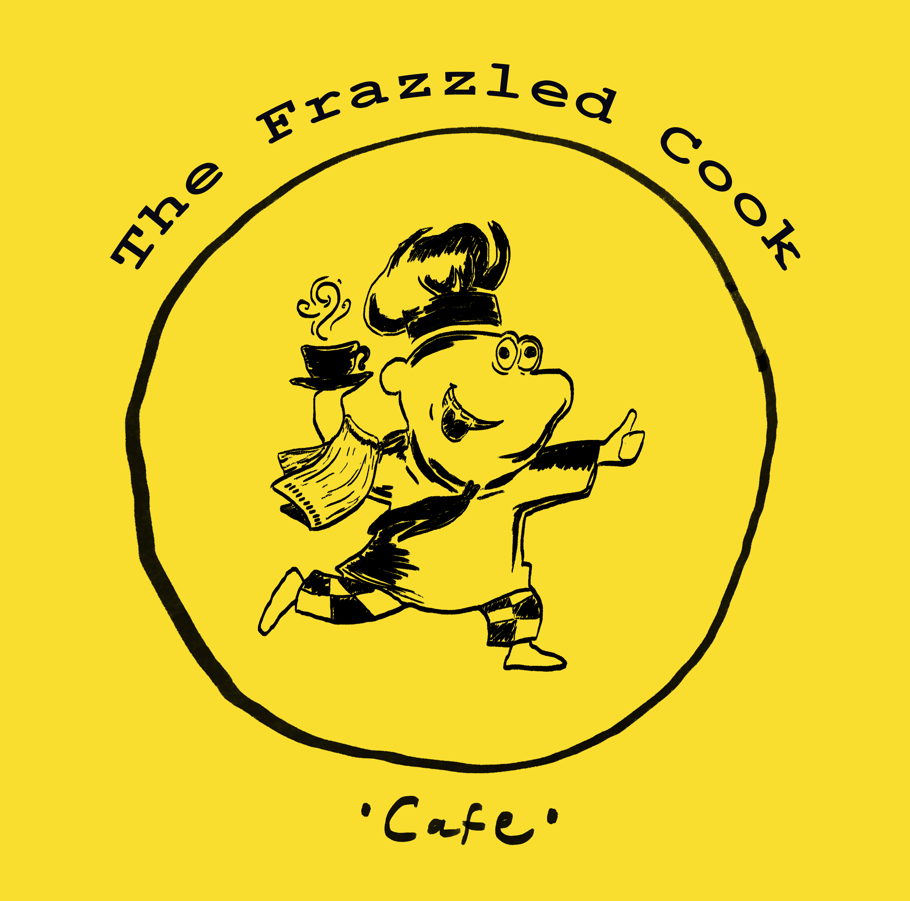 Frazzled Cook Logo